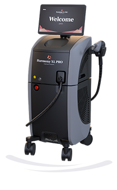 Laser Pigment Removal Harmony XL PRO