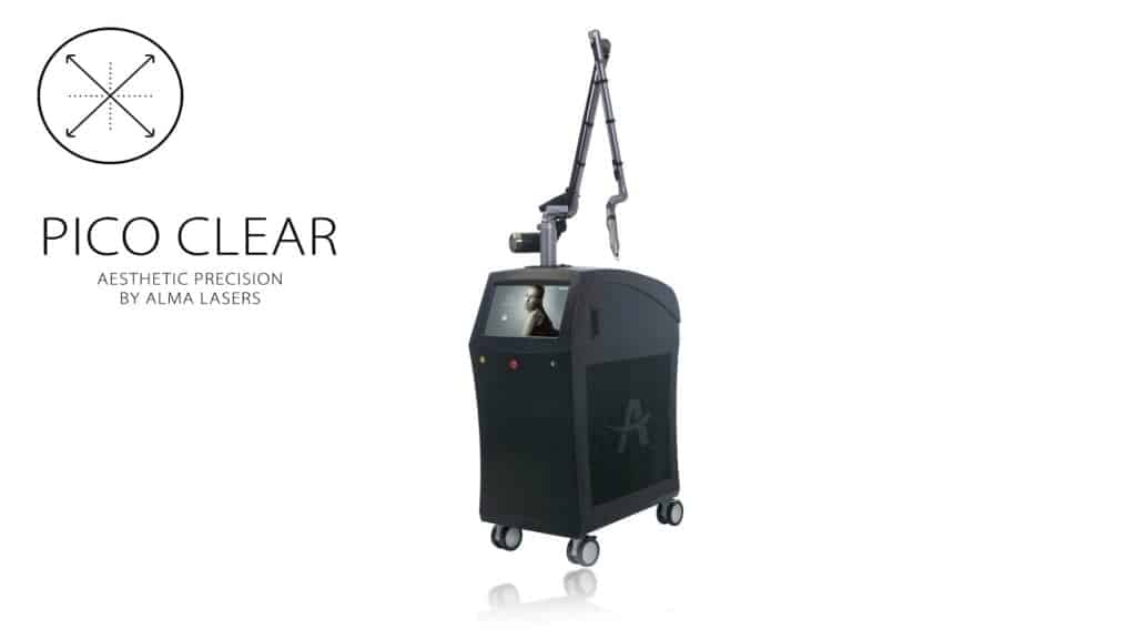 Laser Tattoo Removal Machine Pico clear