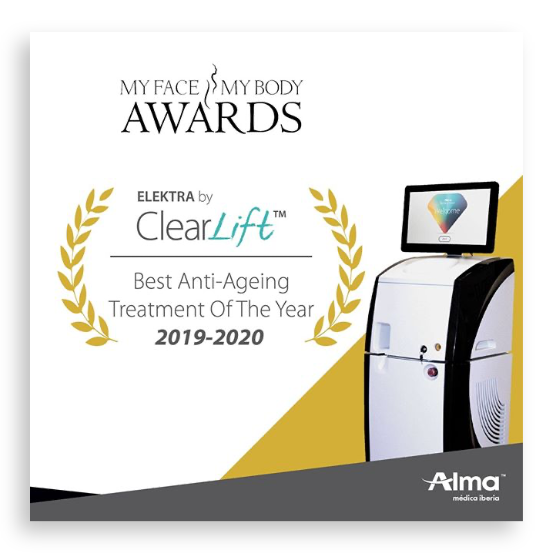 ClearLift Best Anti-Aging Treatment of the Year 2019-2020@2x